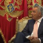 Đukanovićev kabinet: Ilarion potvrdio anticrnogorski stav Rusije